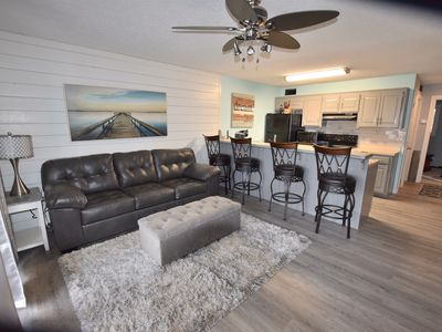 Photo for *Beautiful! 1 Bd/1Ba (slps 4) On the Water! 2 Steps to Unit! Wifi