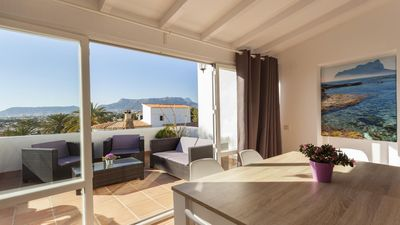 Photo for CHIC 3 - Apartment in Calpe for 4 people 1 km away from the beach of La Fustera