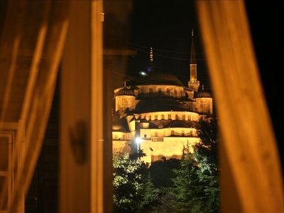 Photo for Blue Mosque View on Sultanahmet Square