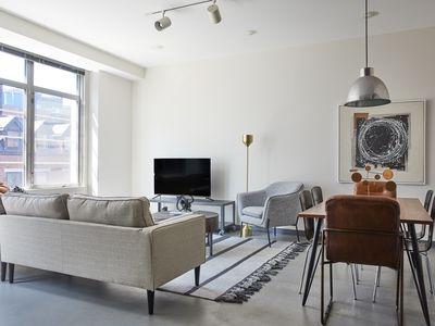 Photo for Chic 2BR in South End by Sonder