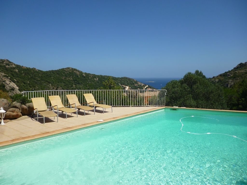 Swimming Pool And Sea View For 8 People Homeaway Porto Vecchio