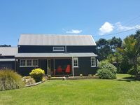 Our group of 8 stayed comfortably at the Matukumoana Lodge for a...