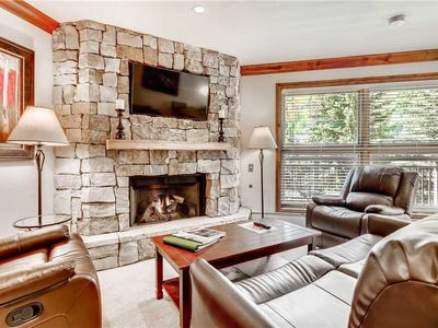 Photo for Superior One Bedroom Mountain View Vail Condo. Ski-in/Ski-out, Hot Tub, Pool