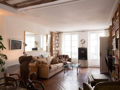 Photo for Luxembourg Assas - One Bedroom Apartment, Sleeps 3