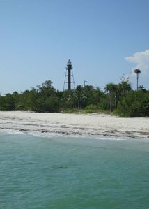 Lighthouse From Fishing Pier