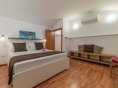 Photo for Museums two-bedroom apartment, great also as family accommodation