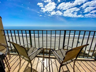 Photo for Family fun property! 3 bedroom oceanfront condo!
