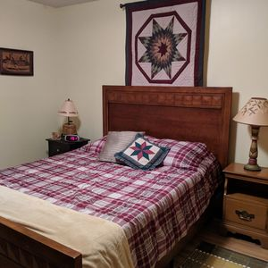 Photo for Cozy Lakeview Cottage, 2BR, 1 mile to Kalahari! Sleeps up to 8 guests.