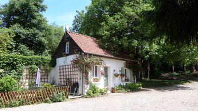 Photo for Detached Holiday Cottage,  Close To Market Town Of Hesdin With Wi Fi Avalible.