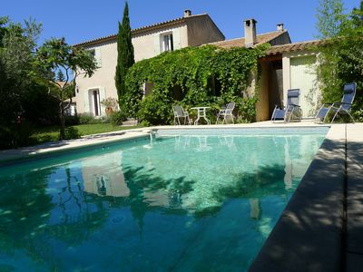 Photo for Provencal style house, near the city center with air conditioning