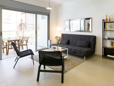 Photo for Chic 1 BR near the beach