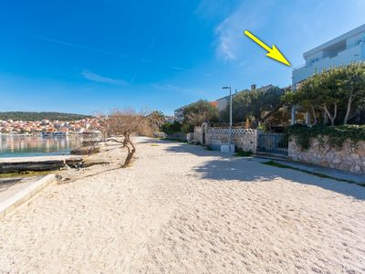 Photo for Apartments Ivo, (2530), Okrug Gornji, island of Ciovo, Croatia