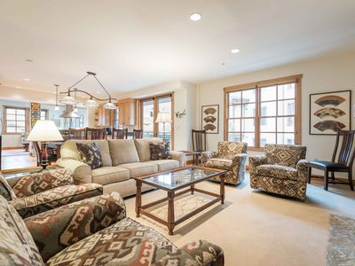 Photo for New family-friendly luxury condo with easy access to Elkhorn Village amenities