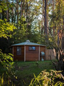 Photo for Funky Yurt on an Acreage