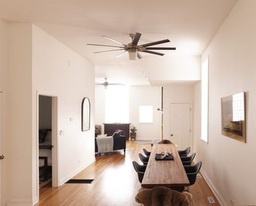 Photo for North Woods/Mid-Century Inspired Pad in Bucktown/Wicker Park