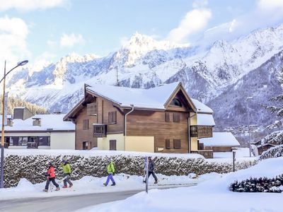 Photo for Apartment L'Hermine in Les Houches - 4 persons, 2 bedrooms