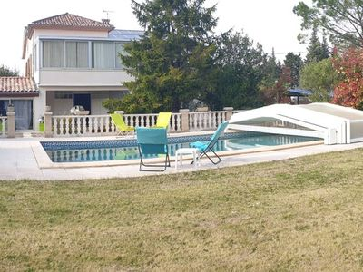Photo for Villa of 120m2 with swimming pool and garden