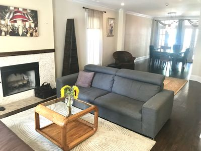 Photo for Spacious House in Old Town: Walk to Nightlife and Mag Mile; Parking for 3 Cars