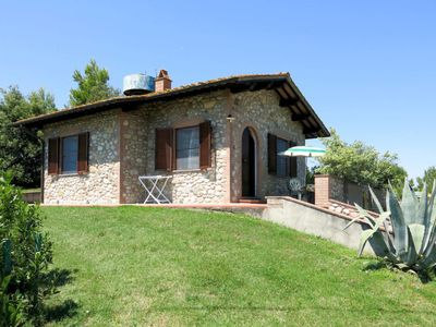 Photo for Vacation home Agriturismo La Cerretella (TER103) in Terricciola - 5 persons, 2 bedrooms