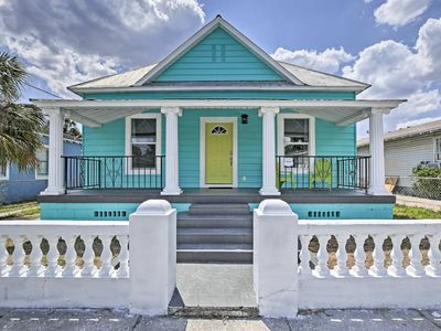 Photo for Remodeled Ybor City Home - 2 Mi to Downtown Tampa!