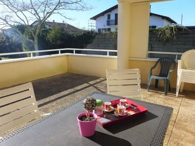 Photo for Apartment Les jardins de l'Amitié in Anglet - 6 persons, 2 bedrooms