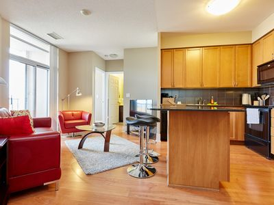Photo for Luxurious High Rise Condo In Heart Of The City