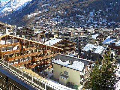 Photo for Apartment Milihaus A in Zermatt - 2 persons, 1 bedrooms