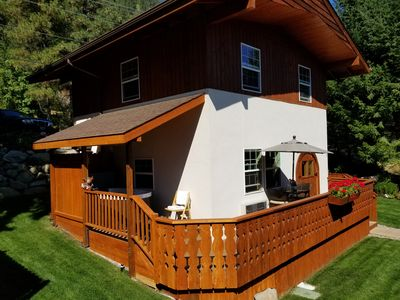 Photo for 1BR Chalet Vacation Rental in Leavenworth, Washington
