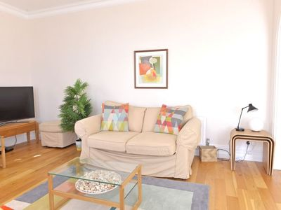 Photo for Apartment Cliff in Eastbourne - 4 persons, 2 bedrooms