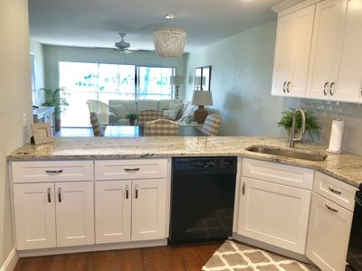 Photo for **Newly Remodeled-2017** 2nd Floor Unit With Golf Course View In The Glades