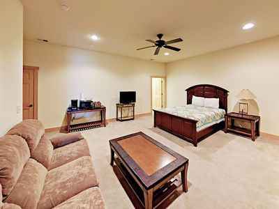 1st Bedroom - Welcome! This property is professionally managed by TurnKey Vacation Rentals.