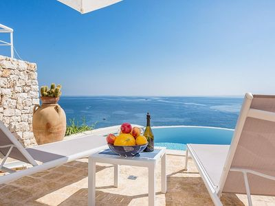 Photo for 2 bedroom Villa, sleeps 5 in Castro Marina with Pool, Air Con and WiFi
