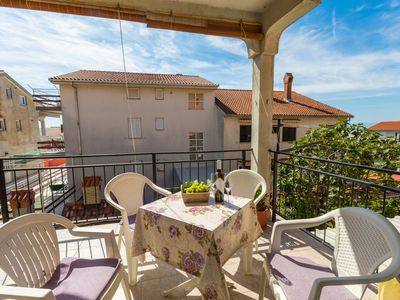 Photo for 1BR Apartment Vacation Rental in Crikvenica, Kvarner Bucht