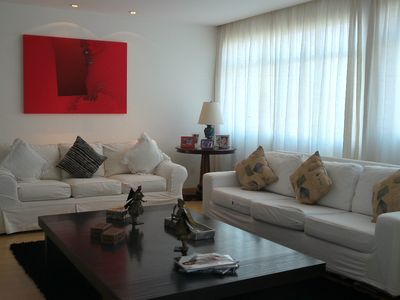Photo for 3 suites, luxury duplex penthouse in Salvador - Barra -