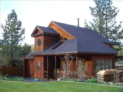 Photo for Truckee River Scenic Getaway -  Panoramic River Views, Fly Fishing & Ski