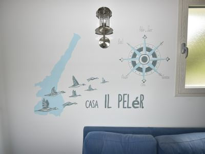 "Photo for Casa ""Peler"" - Inspired by the Garda wind"