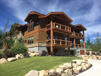 Photo for Luxury Ski Condo Close to Deer Valley Express Gondola!