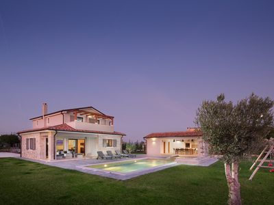 Photo for Beautiful Villa Korat, in Istria, with a Pool