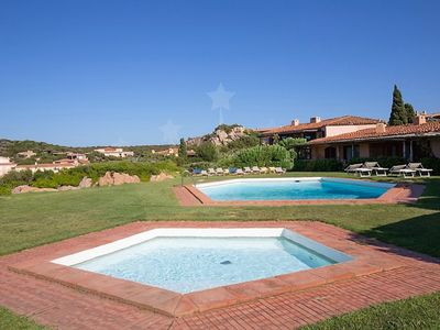 Photo for PORTO CERVO ELEGANT HOUSE WITH SWIMMING POOL