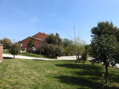 Photo for Comfortable tourist accommodation in the low Sabina countryside at Passo Corese