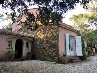 Photo for Real Provencal farmhouse in the heart of Var - Pool & Tennis