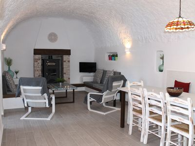 Photo for Rural accommodation Cave Adonia II