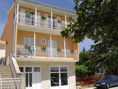 Photo for Apartment in Tribunj (Vodice), capacity 4+1