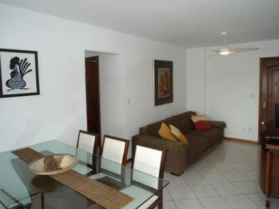 Photo for APART. QUADRA DO MAR RUA 1500 VARANDA C / CHURRASQUEIRA- WI-FI- SMARTTV-NETFLIX