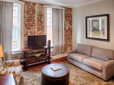 Photo for Historic and chic downtown loft close to river, parks, shopping, and dining