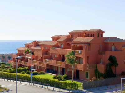 Photo for Holiday apartment in luxury resort 1 km from the beach