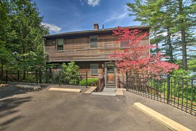 Your lakefront getaway awaits in West Brookfield!