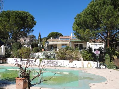 Photo for VILLA WITH MAGNIFICENT VIEW ON ALLAUCH AND HILLS