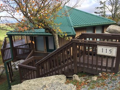 Photo for Year-Round Getaway Near Top of Beech Mountain (No Pets Allowed-No Exceptions) !