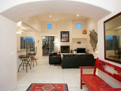 Photo for Charming Home in Star Pass. Close to Hiking, Desert Museum and Old Tucson!